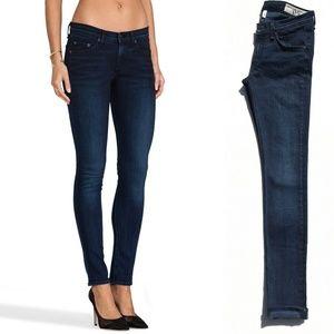 Rag & Bone Skinny Coronado Dark Wash Jeans :064